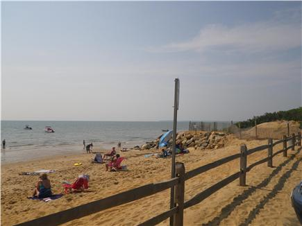 Eastham Cape Cod vacation rental - Easy access to Campground Beach