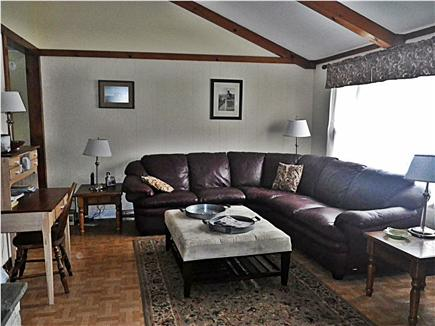 Eastham Cape Cod vacation rental - Large comfortable living room