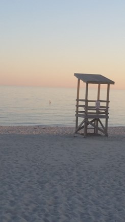 Yarmouth Cape Cod vacation rental - Beautiful beach only a half mile away!