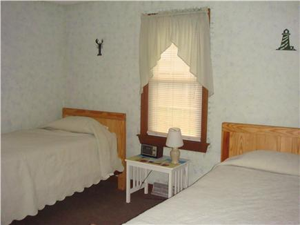 Yarmouth Cape Cod vacation rental - Two twin beds