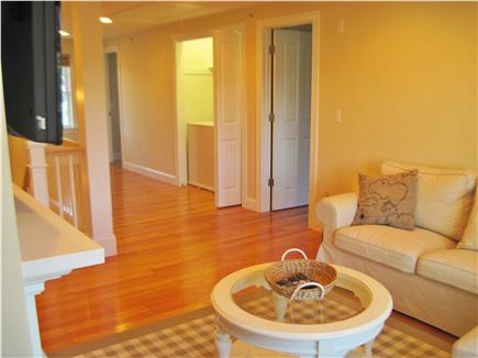 Chatham Cape Cod vacation rental - Hallway  leading to laundry area, bedroom & Bathroom