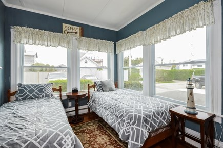 Falmouth Cape Cod vacation rental - Two twin beds in a beautiful room with tons of natural light