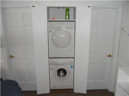 West Yarmouth Cape Cod vacation rental - Washer Dryer