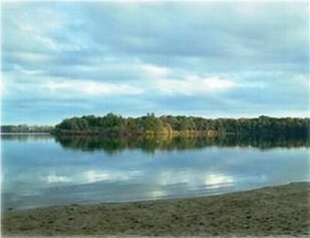 eastham Cape Cod vacation rental - Great Pond in Wiley Park (2/10 mile walk)