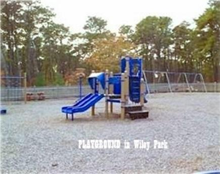 eastham Cape Cod vacation rental - Playground in Wiley Park  (2/10 mile walk)