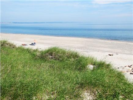 East Sandwich Cape Cod vacation rental - +East Sandwich beach less than 1 mi. from the house.