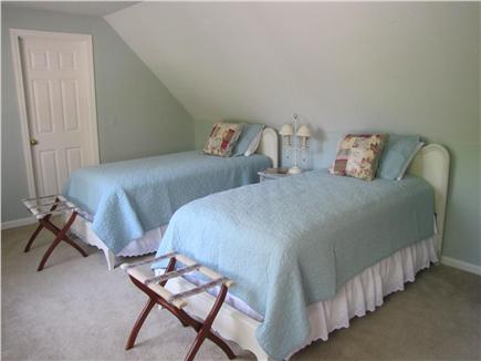 East Sandwich Cape Cod vacation rental - Upstairs twin beds w/ shared bath