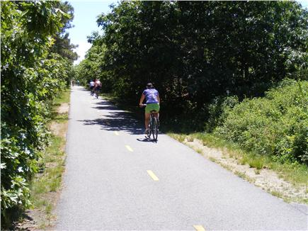 Eastham Cape Cod vacation rental - Bike, walk or run on the Cape Cod Rail Trail