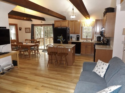 Eastham Cape Cod vacation rental - Open floor plan for family gatherings