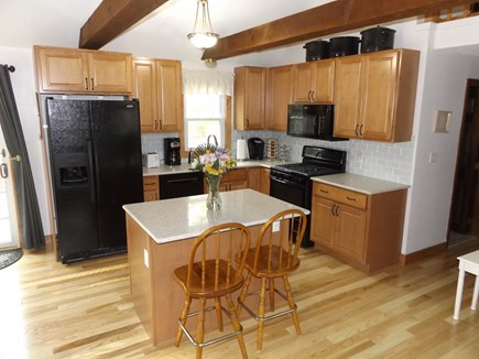 Eastham Cape Cod vacation rental - Newly remodeled kitchen