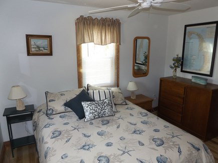 Eastham Cape Cod vacation rental - Sandcastle Room on first floor with comfortable queen size bed