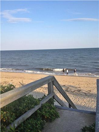 Dennis Cape Cod vacation rental - Your private beach