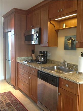 Dennis Cape Cod vacation rental - New kitchen, granite counters, fully equipped, stainless