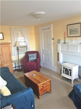 Indian Neck / Wellfleet Cape Cod vacation rental - Living room view 2