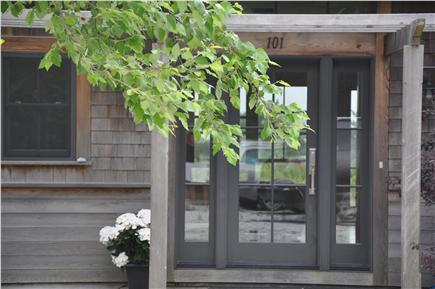 Truro Cape Cod vacation rental - Arcadia - Main House Front Door