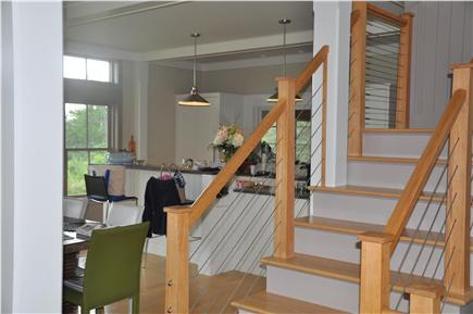 Truro Cape Cod vacation rental - Arcadia - Main House Entryway