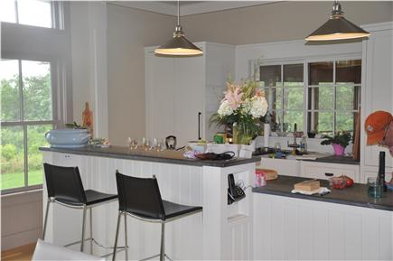 Truro Cape Cod vacation rental - Arcadia - Main House Kitchen