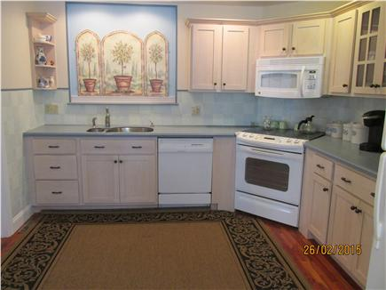 North Falmouth Cape Cod vacation rental - Kitchen