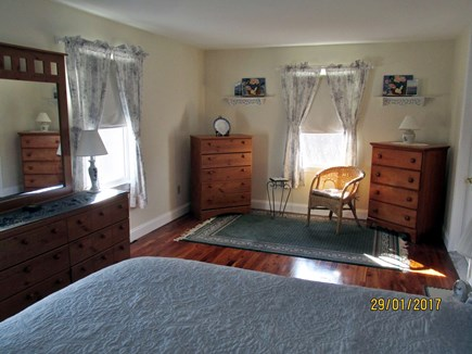 North Falmouth Cape Cod vacation rental - Master Bedroom