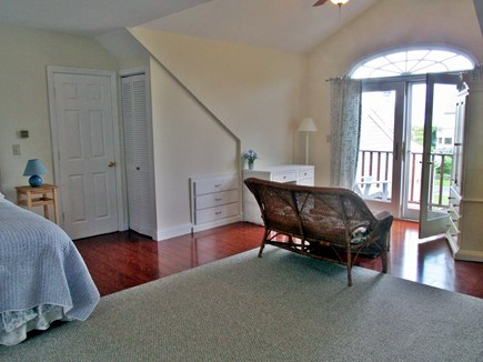 North Falmouth Cape Cod vacation rental - Second master bedroom suite