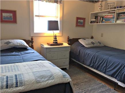 Chatham Cape Cod vacation rental - Bedroom with twin beds also has a large closet