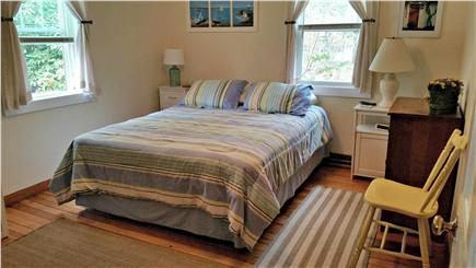 Chatham Cape Cod vacation rental - Bedroom with queen bed has a large closet