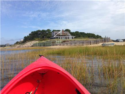 Wellfleet Cape Cod vacation rental - Beautiful views