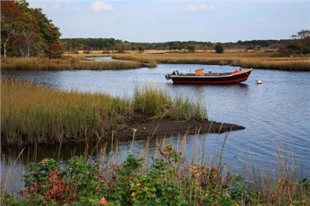Wellfleet Cape Cod vacation rental - We are in walking distance to beautiful bay views