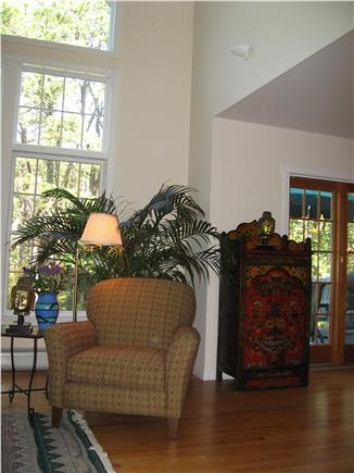 Wellfleet Cape Cod vacation rental - Another view of the Great Room
