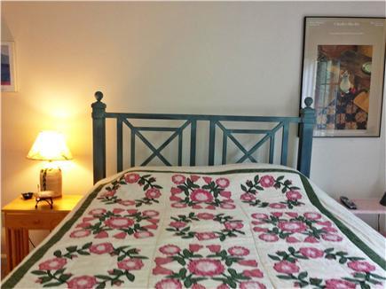 Wellfleet Cape Cod vacation rental - A beautiful Bedroom overlooking conservation land