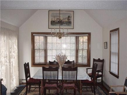 Eastham Cape Cod vacation rental - Dining Room with sliders to deck