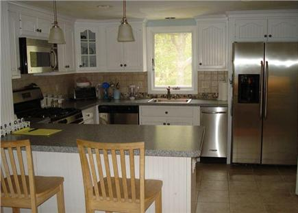 Eastham Cape Cod vacation rental - Recently renovated kitchen with all the comforts of home.