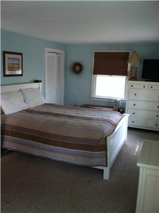 Eastham Cape Cod vacation rental - Master bedroom with private bath gives Mom and Dad their space.