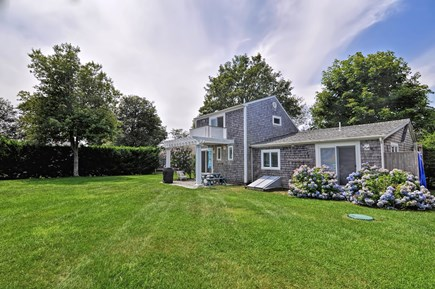 Chatham Cape Cod vacation rental - View of back and spacious yard