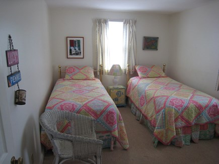 East Dennis Cape Cod vacation rental - One of 2 bedrooms on 1st level