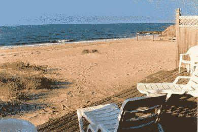 Dennis Port Cape Cod vacation rental - View From Deck