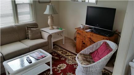 Dennis Port Cape Cod vacation rental - Unit A - Living Room