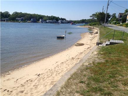 Onset on Water Street Inlet MA vacation rental - Private Neighborhood Beach across street or Onset Beach, 1 mile