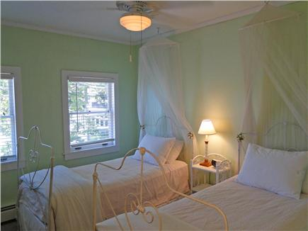 Onset on Water Street Inlet MA vacation rental - Northside 2nd Floor Middle Two-Twin Bedroom w/ TV