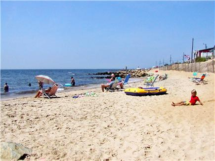 Dennisport Cape Cod vacation rental - Private Nantucket Sound Ocean Grove Beach just 100 yards away