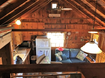 Dennisport Cape Cod vacation rental - View from Loft