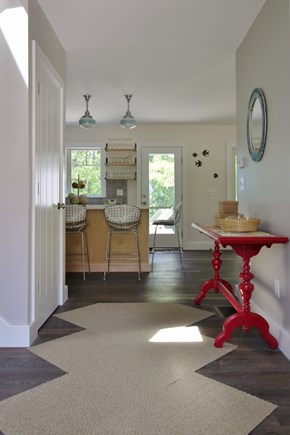 Eastham Cape Cod vacation rental - Front entranceway.  Welcome home!