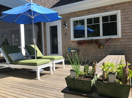 Eastham Cape Cod vacation rental - Relax at day's end with a sunset view