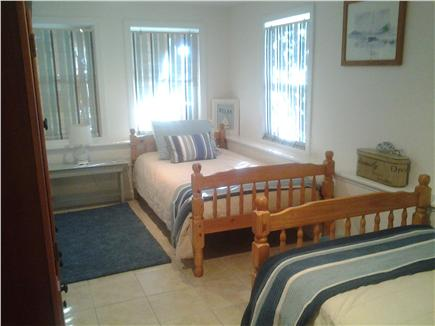 Sagamore Beach Sagamore Beach vacation rental - Walk out lower level with TV area/bedroom with 2 twins/full bath