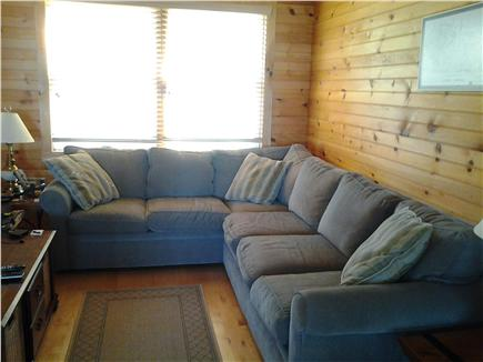 Sagamore Beach Sagamore Beach vacation rental - Additional TV area - ''The Back Room''