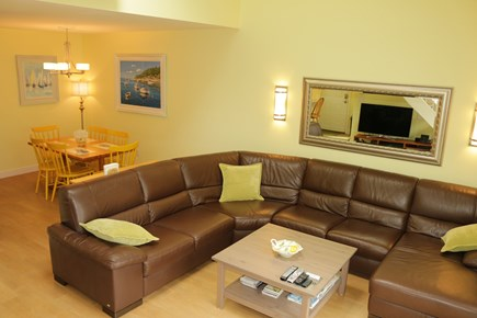 Brewster Cape Cod vacation rental - The Living Room