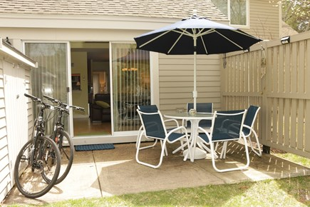 Brewster Cape Cod vacation rental - Patio
