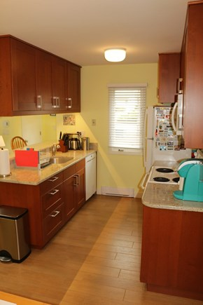 Brewster Cape Cod vacation rental - The Kitchen