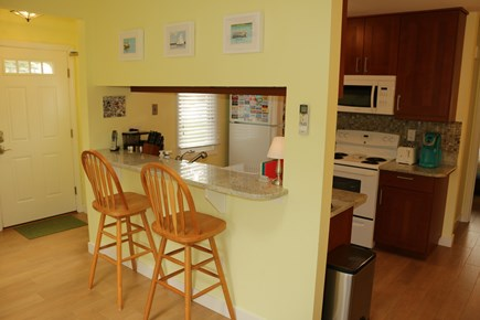 Brewster Cape Cod vacation rental - The Bar and Dining Area