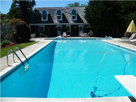 Dennis Cape Cod vacation rental - The House from the Pool